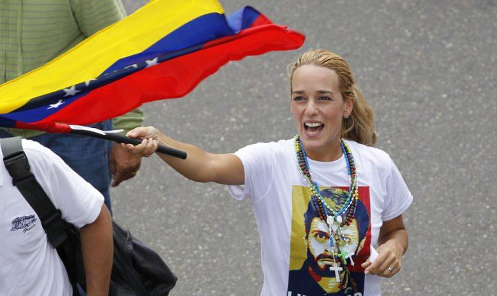 Concejal Bernardo Guerra propone invitar a Lilian Tintori a Medellín