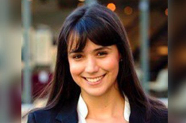 Vanessa Restrepo, estudiante colombiana, desarrolla la primera retina sintética