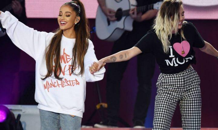 Así fue #OneLoveManchester el concierto en memoria a las víctimas de Manchester