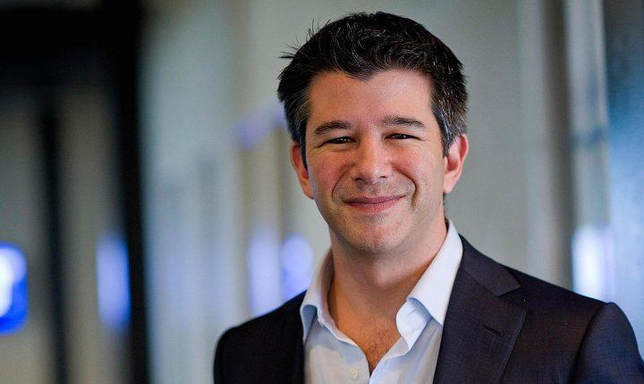 Fundador de Uber renuncia a la empresa
