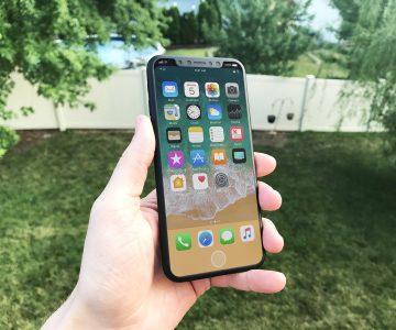 iPhone 8 da el gran salto: ¿el primer teléfono con pantalla frontal completa?