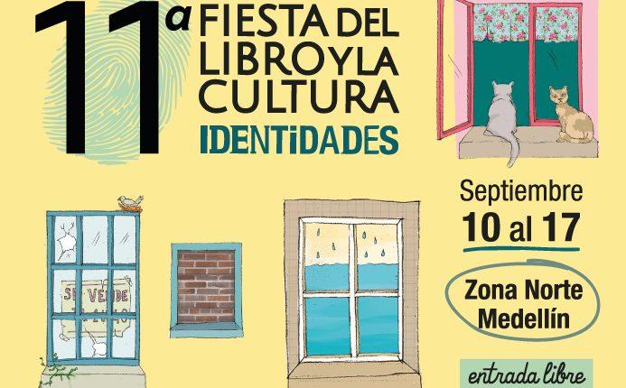 Ya comenzó la Fiesta del Libro y la Cultura en Medellín