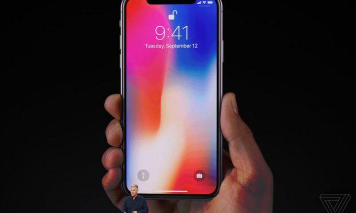 Apple lanza el teléfono más caro de su historia: el iPhone X