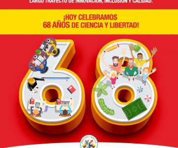 La Universidad de Medellín cumple 68 años de ciencia y libertad