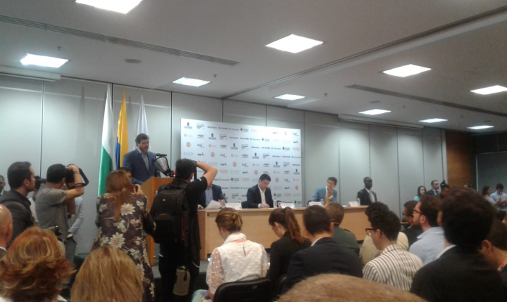 Presidente de Inexmoda dio apertura oficial a ColombiaModa 2018