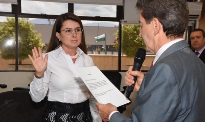 Egresada de la UdeM es la nueva jefe de comunicaciones de la Gobernación de Antioquia