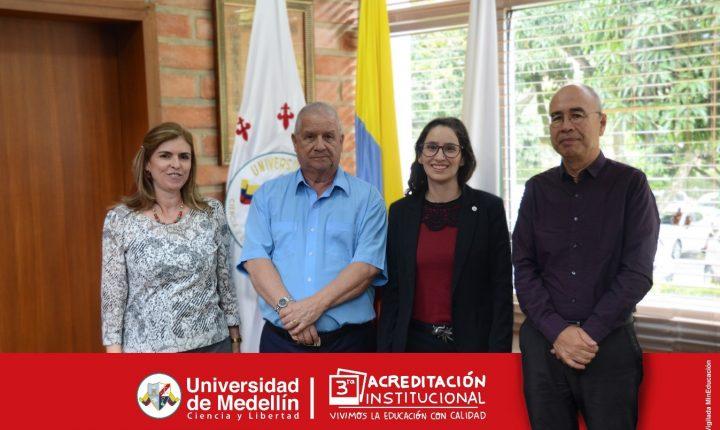 Internacionalización del currículo, un factor de alta calidad en la Universidad de Medellín