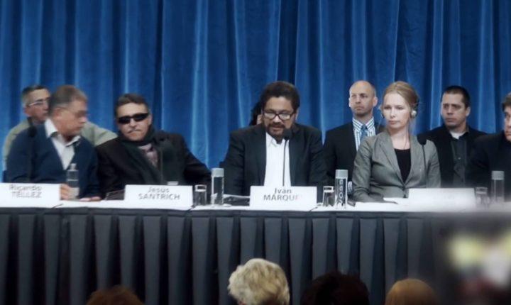 """""""La negociación"""" el documental que llega a las salas de cine colombianas"""