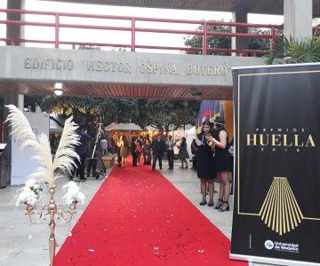 En imágenes los mejores momentos de los Premios Huella