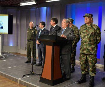Gobierno Nacional responsabiliza al ELN del atentado terroristaen Bogotá
