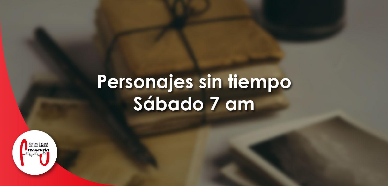 Personajes sin tiempo - Radio - Frecuencia U - Universidad de Medellín